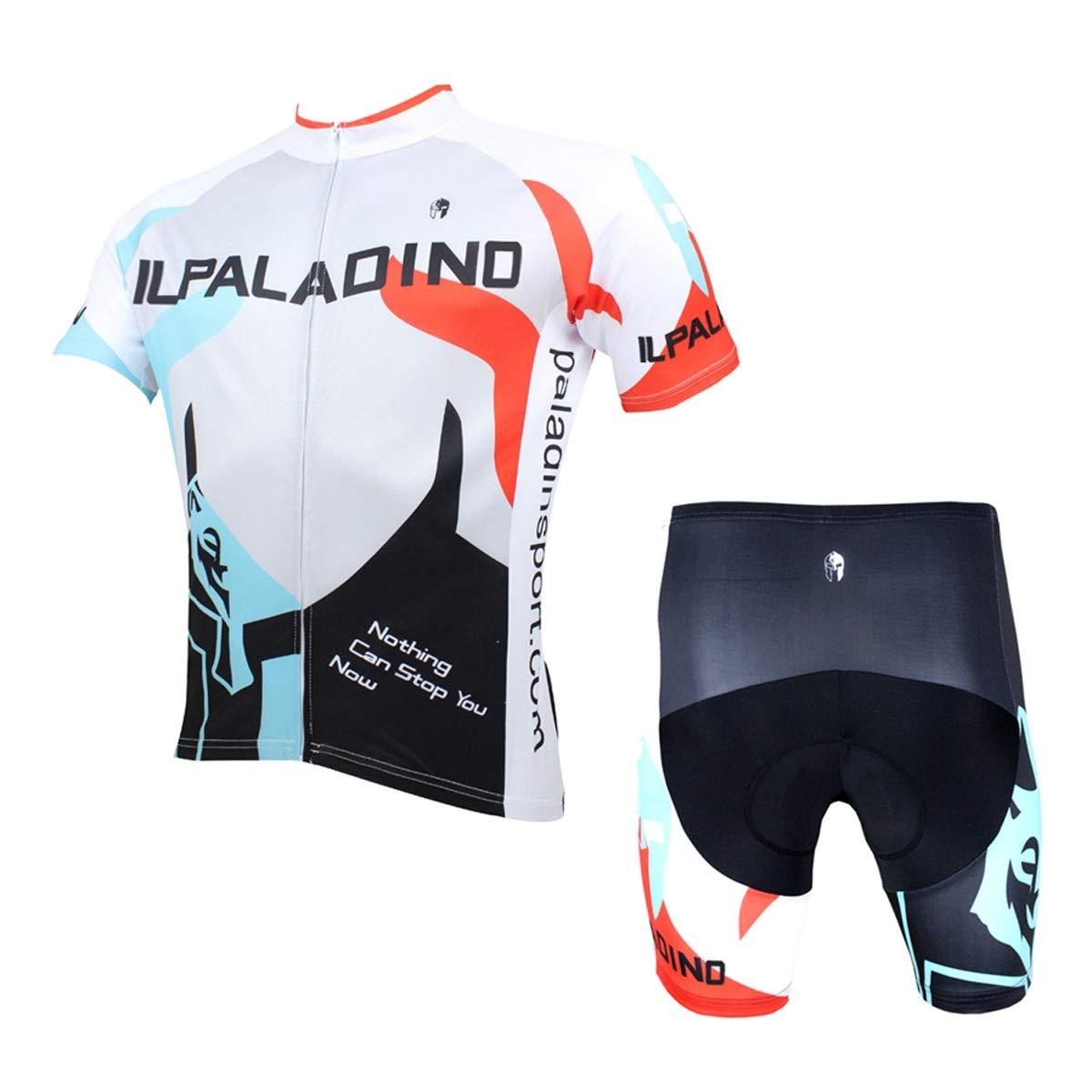 Fahrrad Reitanzug Sommer Praktische Radfahren Feuchtigkeitstransport Übung Leichte Quick Dry Bike Jersey Fahrradtrikot LPLHJD