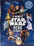 img - for 5-Minute Star Wars Hero Stories book / textbook / text book