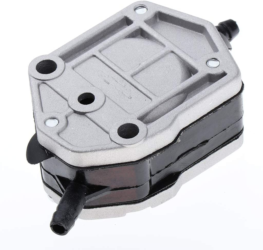 B Baosity Metall Kraftstoffpumpe Benzinpumpe f/ür Yamaha 30-200 PS Au/ßenborder