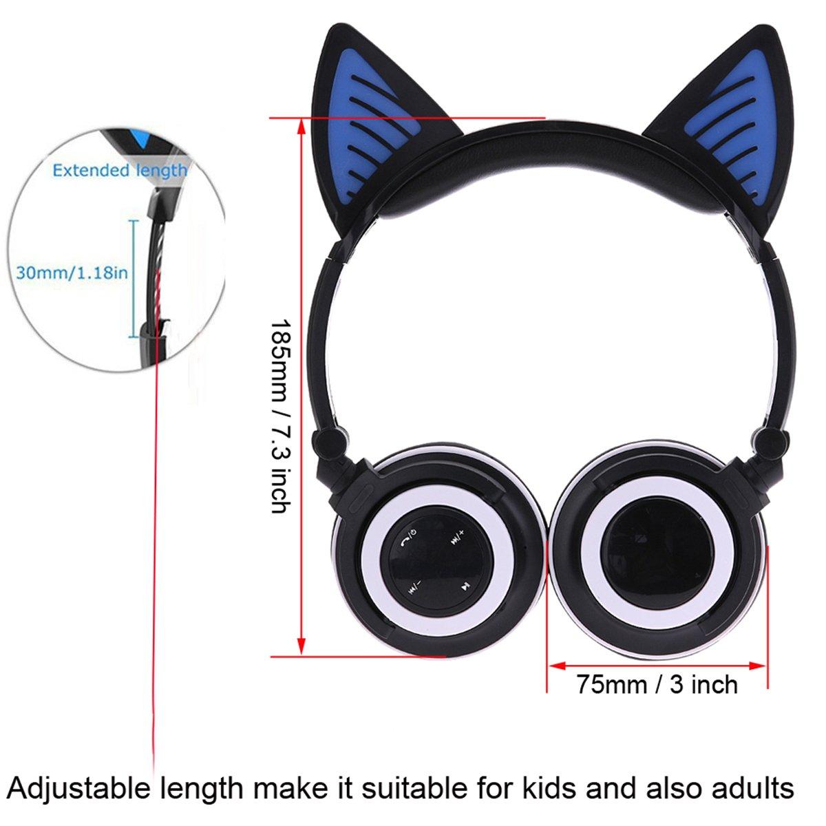 LIMSON Cat Ear Kopfhörer für Kinder mit: Amazon.de: Elektronik