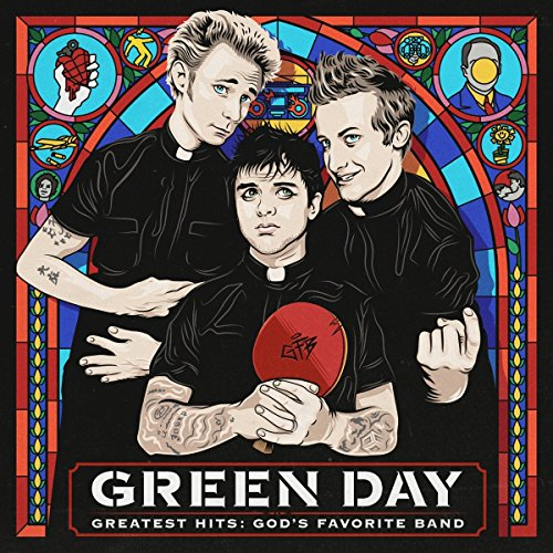 Green Day - Greatest Hits God