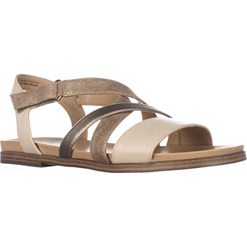 4d9bf6d43 Image Unavailable. Image not available for. Color  Naturalizer Womens Kandy Open  Toe Casual Slingback Sandals ...