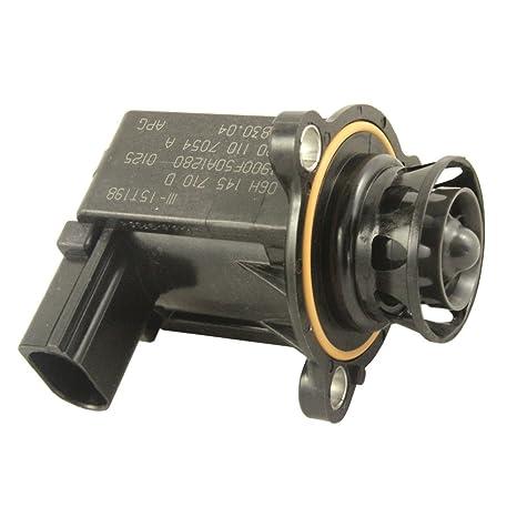 bocid Turbo de corte Off Válvula de alivio de presión para VW Jetta Golf GTI Passat