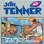 Invasion der Ginnicks (Jan Tenner Classics 43) | Horst Hoffmann