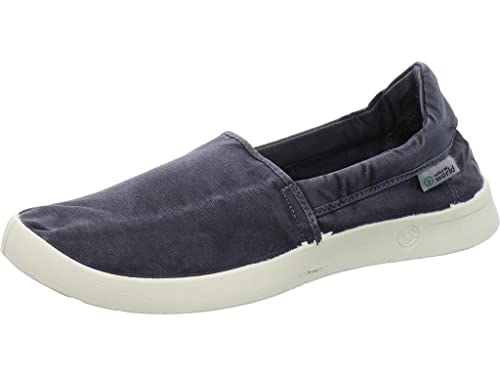 Natural World 3305e-621 - Mocasines de tela para hombre, color, talla 39: Amazon.es: Zapatos y complementos