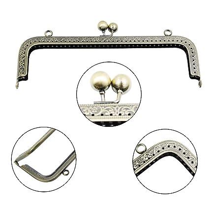 Amazon.com: GuoFa - Juego de 5 marcos para monedero, diseño ...