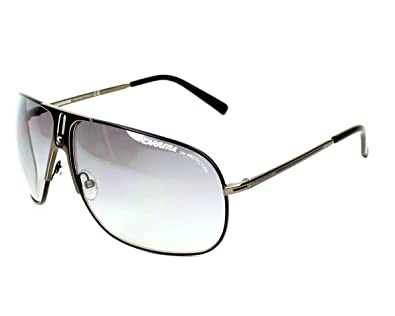 ac8f8bcb9b Image Unavailable. Image not available for. Color  Carrera Back 80s RZZIC  Dark Ruthenium   Grey Gradient Aviator Sunglasses