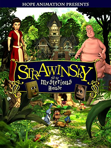 Strawinsky and the mysterious house ()