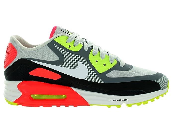 more photos c7a10 0868b Amazon.com   Nike Air Max Lunar90 WR Mens Running Shoes   Running