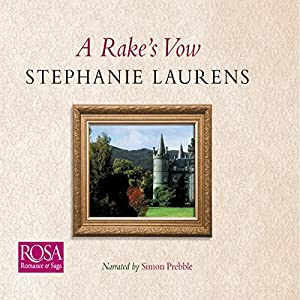 A Rake's Vow Audiobook