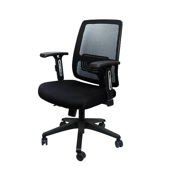 IWMH Chaise Ergonomique Fauteuil De Bureau Professionnel Avec