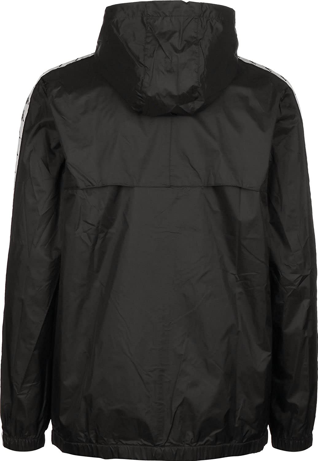Amazon.com: Kappa Mens Clothing Hooded Jacket 303WA70 901 ...