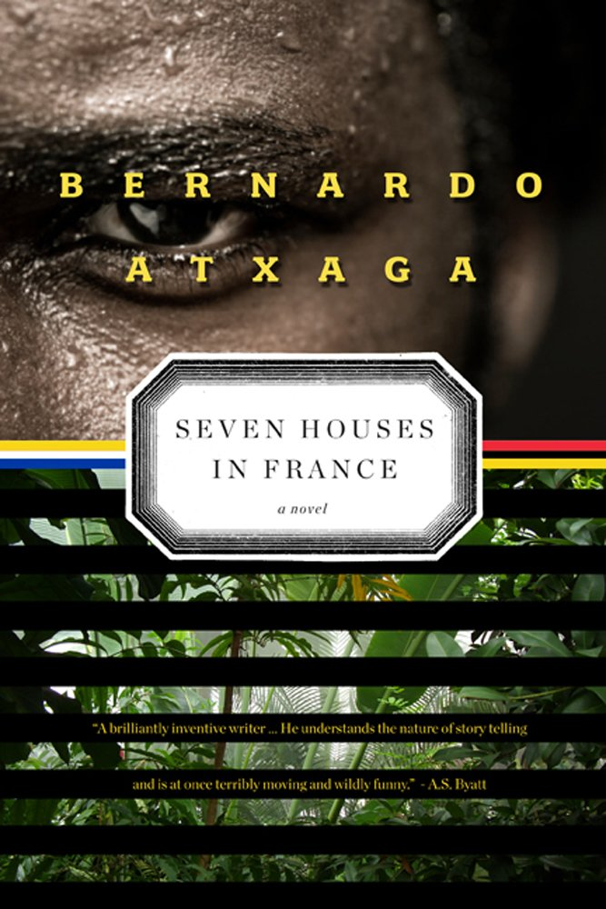 Seven Houses in France: Amazon co uk: Bernardo Atxaga