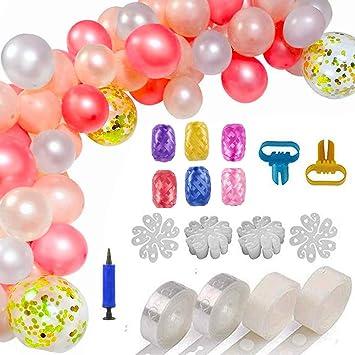 Amazon.com: Gorse - Kit de guirnalda de globos para ...
