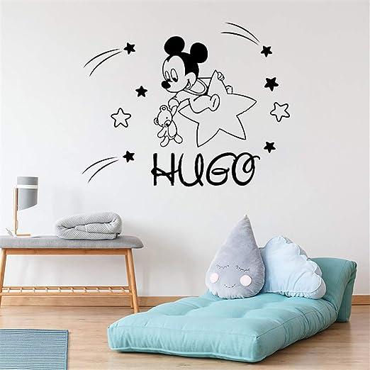 Wandtattoo Wohnzimmer Wandtattoo Schlafzimmer Mickey Mouse ...