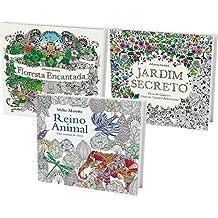 Coleção Livros De Colorir
