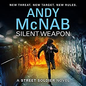 Silent Weapon Audiobook