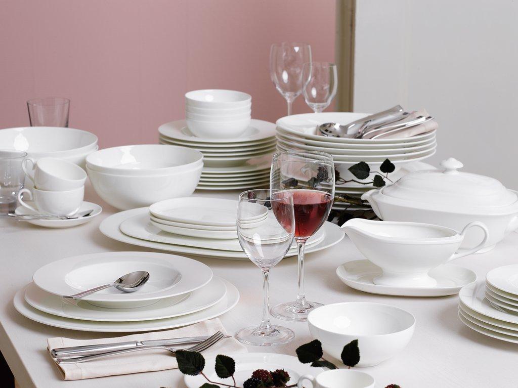 Bianco Porcellana Premium 6 unit/à Villeroy /& Boch Royal Ciotolina