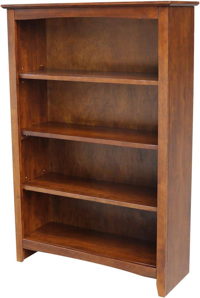 International Concepts Shaker Bookcase