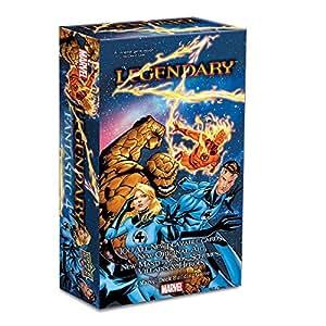Marvel Legendary DBG - Fantastic Four Expansion Strategy Game