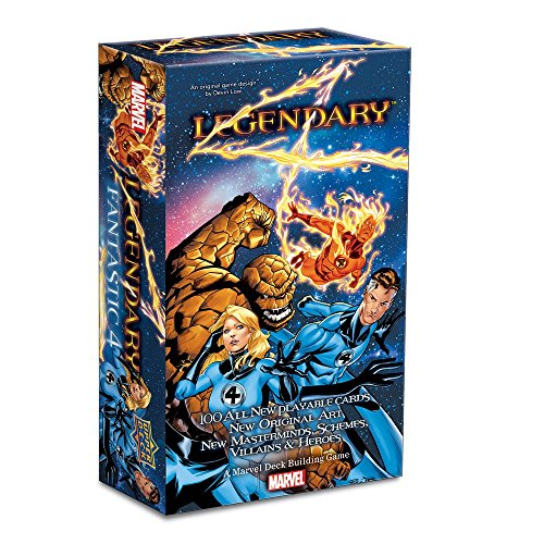 Marvel Legendary Fantastic Four Board Game ()
