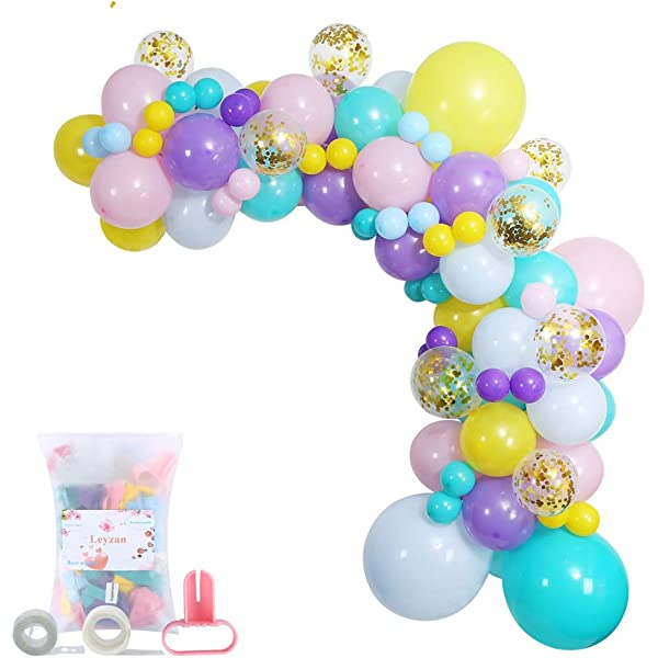 41 Pcs Useful Balloon Arch Garland Decorating Strip Kit Party Favors for Party