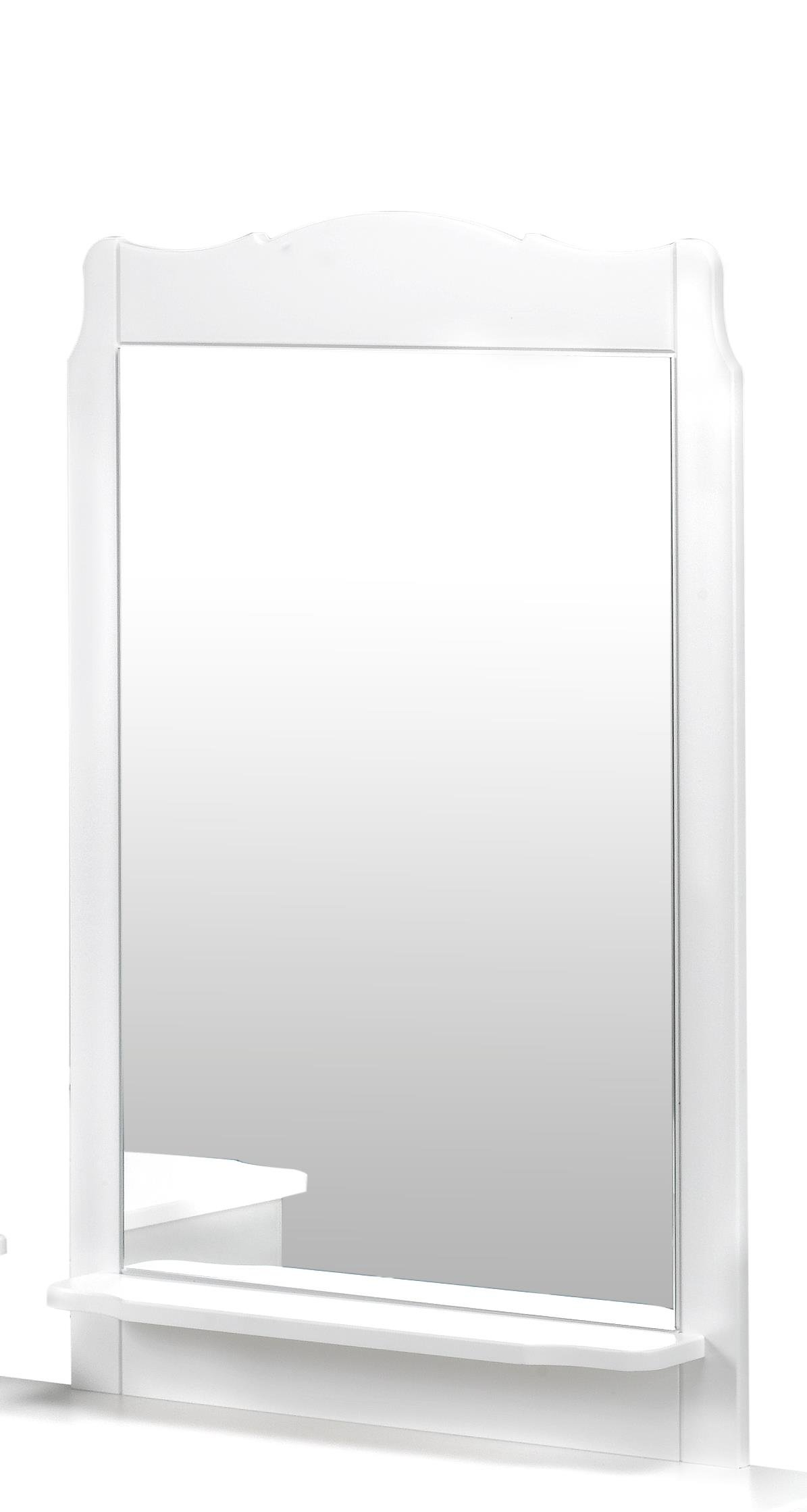 Dixie Mirror 311503 from Nexera, White