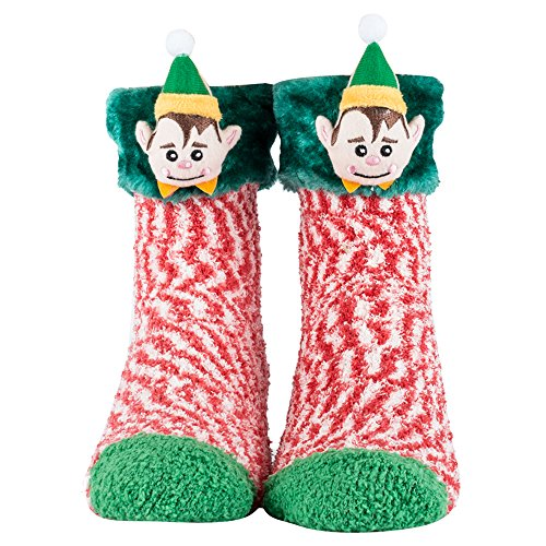 Cozy Critter Socks (Elf) -