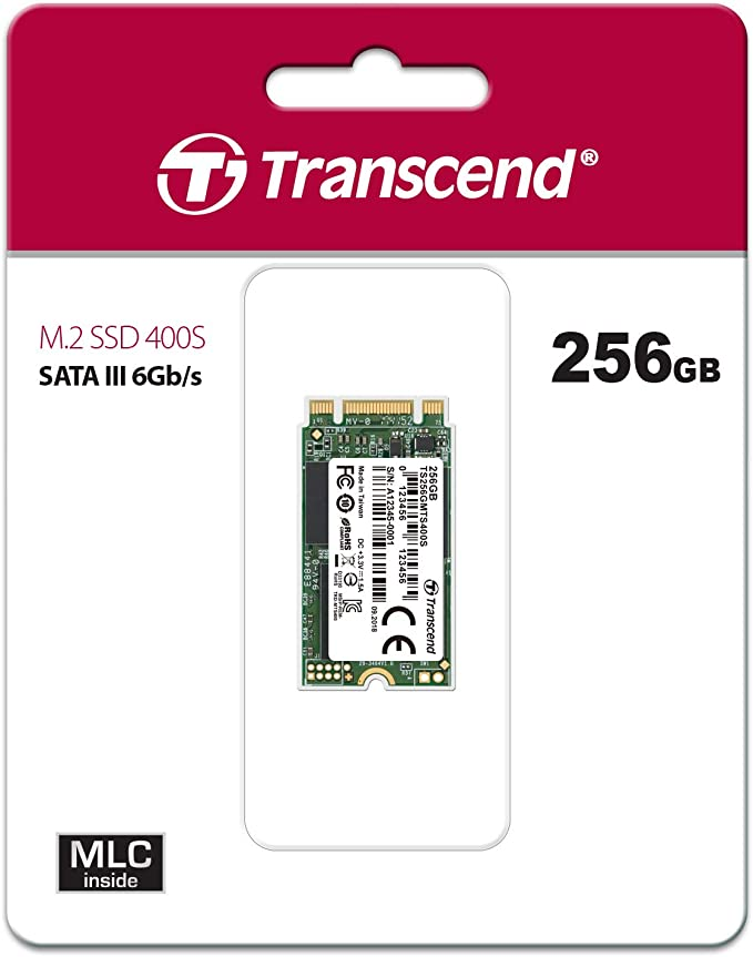 Transcend TS256GMTS400 - Disco Duro sólido Interno SSD de 256 GB ...