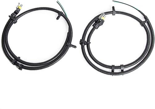 Amazon.com: 2pcs ABS Wheel Speed Sensor Wire Harness Plug Pigtail For Chevy  Impala Uplander 970-040 10340316: AutomotiveAmazon.com