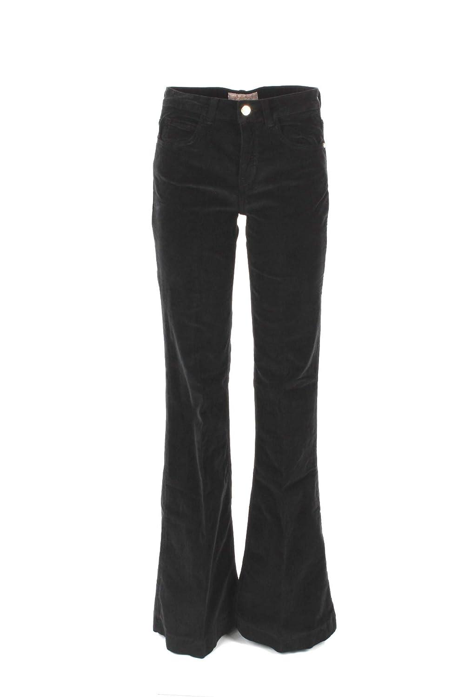 KAOS Pantalone Donna 31 Nero Kijbl009 Autunno Inverno 2018/19
