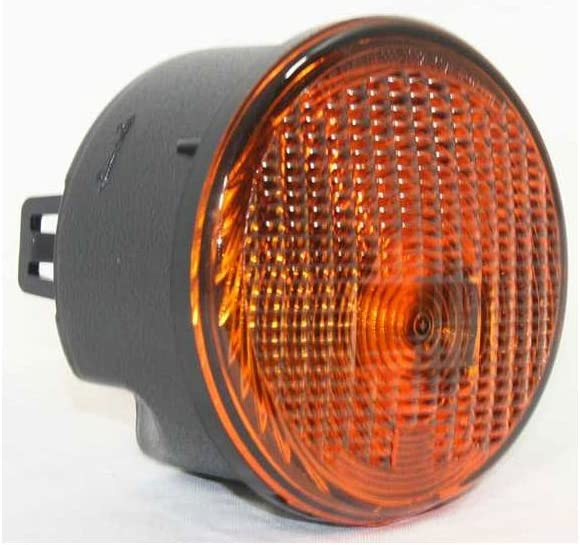 Turn Signal Light compatible with WRANGLER 07-13 Driver Side LH Park Lamp Assembly