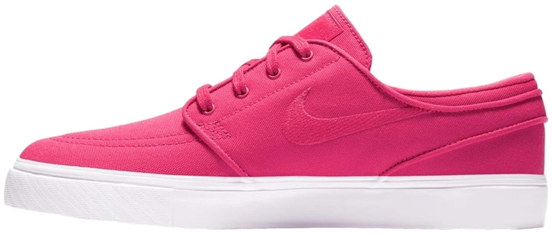 quite nice 0c865 8c12d Amazon.com   Nike Men s Zoom Stefan Janoski Skate Shoe (9.5 D(M) US, Rush  Pink Rush Pink Yellow Gum)   Skateboarding