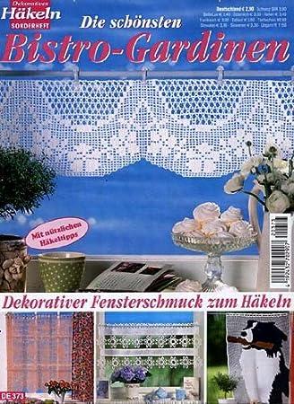 OZ Verlag Dekoratives Häkeln - Die schönsten Bistro-Gardinen DE373 ...