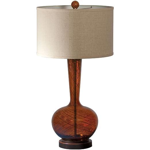 Amazon.com: AF Fitzgerald de iluminación lámpara de mesa ...