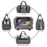 Diaper Bag Tote - Hafmall Multi-function Large