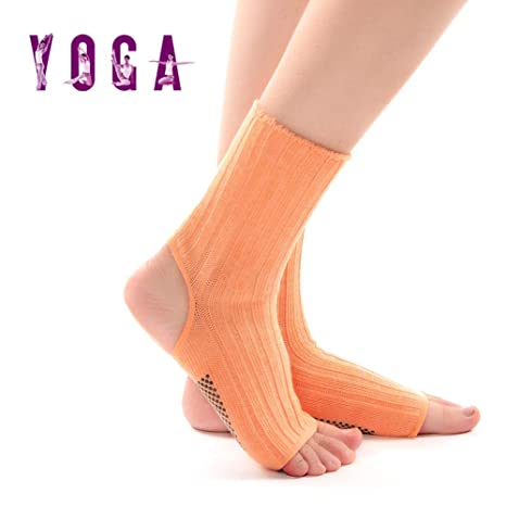 Grist CC Calcetines Pilates Yoga, Antideslizantes ...