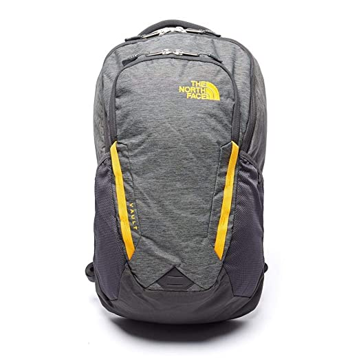 f2b2fe070d Amazon.com: The North Face Vault, Asphalt Grey Dark Heather-Zinnia ...
