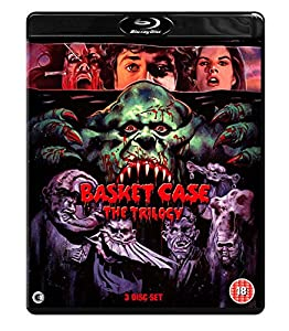 Basket Case - The Trilogy (3 Disc) [Blu-ray] by Second Sight