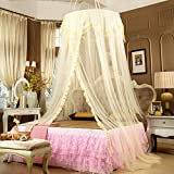 Beautiful man dance mosquito net/fashion ceiling ceiling mosquito nets/high-end encrypted floor nets-B 100x200cm(39x79inch)