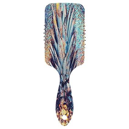 Use7 - Peine para el pelo con forma de piña y cojín de aire ...