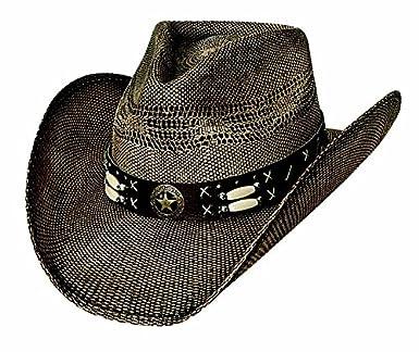 Amazon.com  Bullhide Hats 2709 Run A Muck Cowboy Collection ... eb4569be7152
