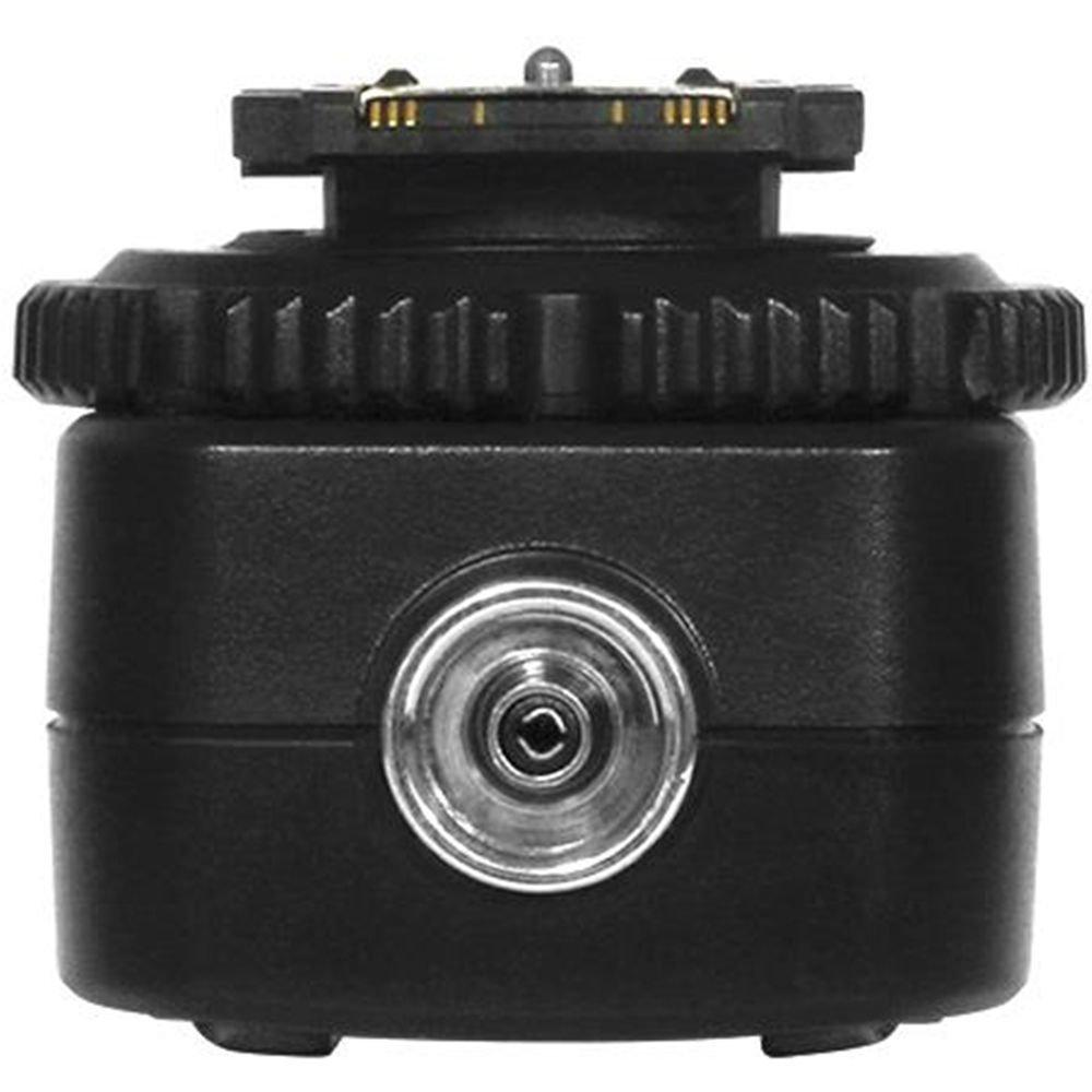 Amyove TF-334 Adattatore Hot Shoe for la conversione della Fotocamera Sony Mi A7 A7RII A7II su Canon Nikon Yongnuo Flash Speedlite