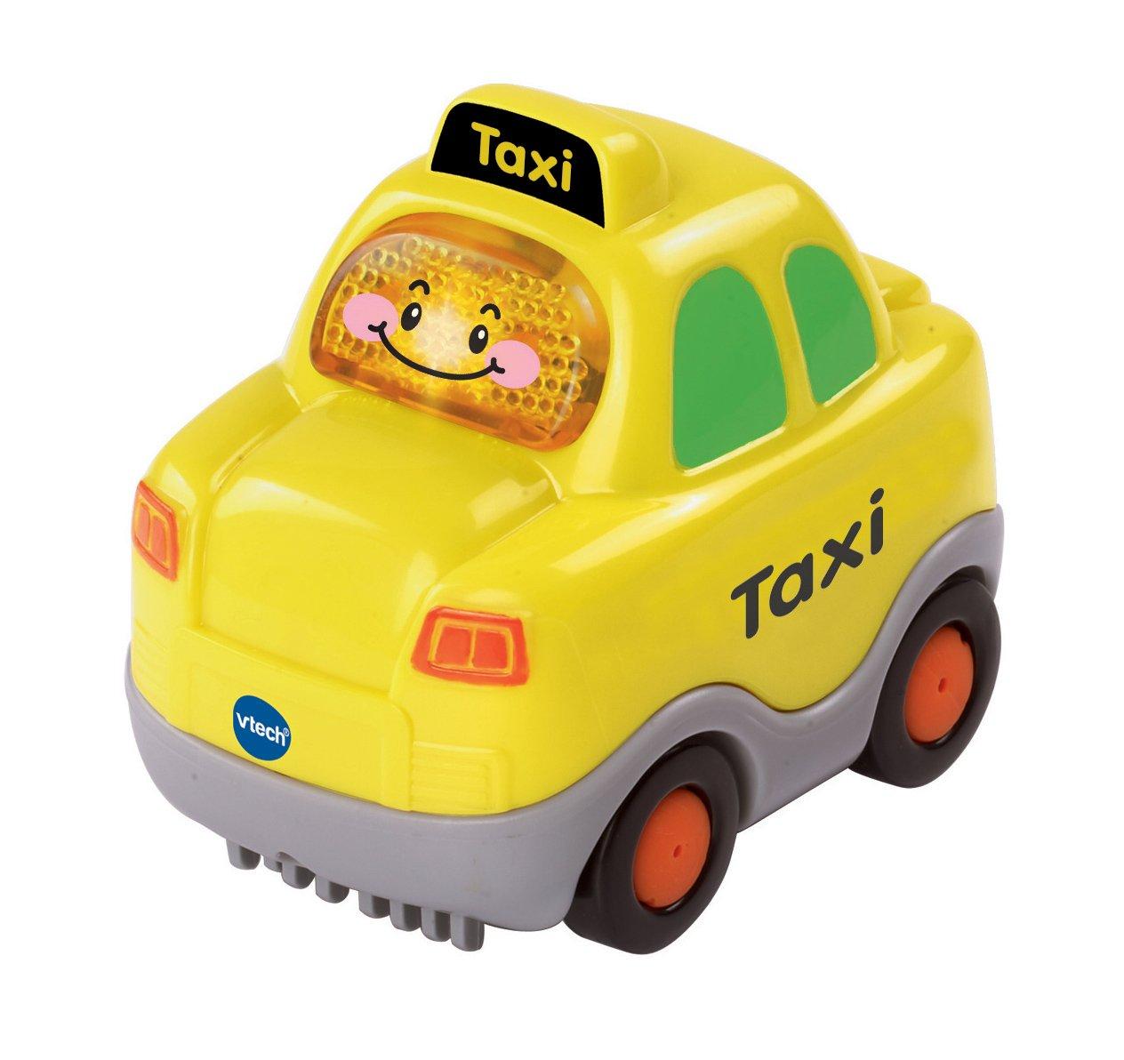 Vtech Baby Tut Tut Baby Flitzer Taxi - VTech Baby Parkgarage Mädchen