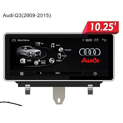 GPS Car Multimedia Mp5 Coche Pantalla Grande Navigator Para Audi ...