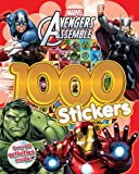 Marvel Avengers Assemble 1000 Stickers (Marvel 1000 Stickers) by Parragon (2015-05-26)