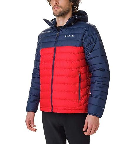 Columbia Powder Lite Hooded Jacket Doudoune à Capuche Homme