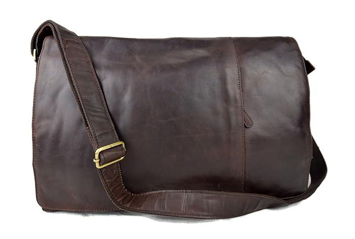 Carpeta de cuero marron oscuro bolso tableta piel bolso laptop piel bolso  ipad piel bolso hombre 4e47d264e80c