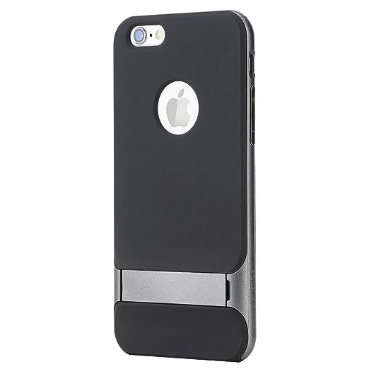 2 opinioni per iPhone 6S Plus Cover, GranVela® Rock Royce Series Protettiva Case con Cavalletto