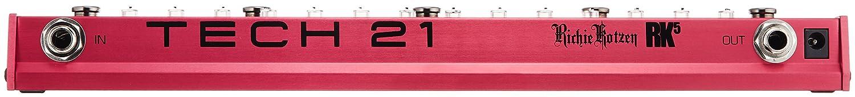 Tech 21 RK5 Multieffetto per Chitarra Elettrica Signature Richie Kotzen